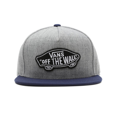 Mn Classic Patch Snapback Heather Grey/Dress Blues