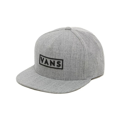 Mn Easy Box Snapback Heather Grey
