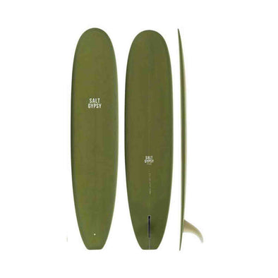 9'0 Salt Gipsy Dusty Retro - Olive Tint