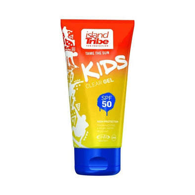Kids SPF 50 clear gel 50 ml