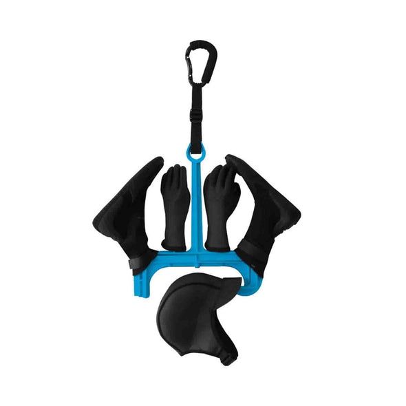 Surflogic Wetsuit Accessories Hanger Double System