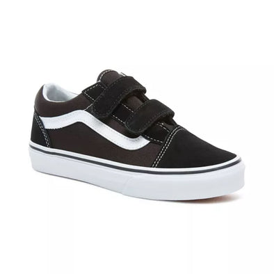 Kids Old Skool V Black/True White
