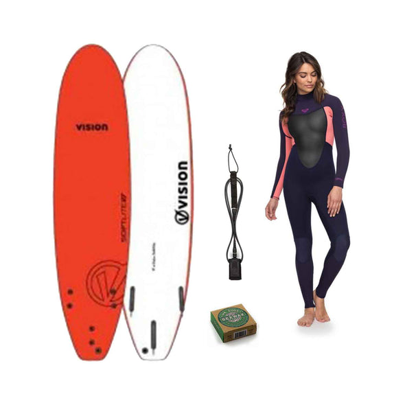 Surf Starter pack Women