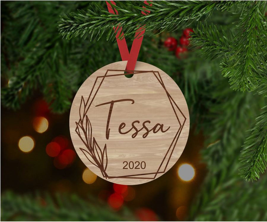 Personalised Ornament