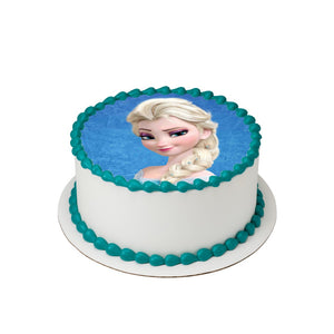 Frozen Edible Icing Image