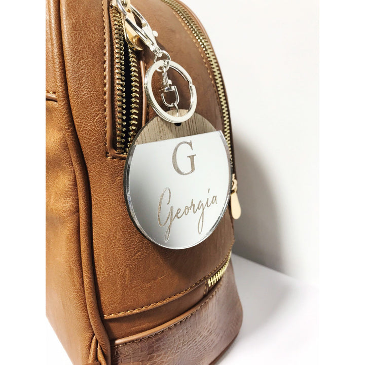 Personalised Bag Tag - Aston Blue