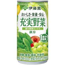 Midori no Yasai Cans (apple based fruit and vegetable juice)