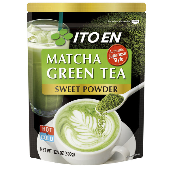 Matcha Green Tea Sweet Powder