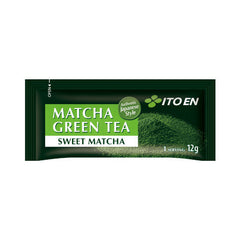 Matcha Green Tea Sweet Matcha Sachets