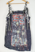 【Pocket Passenger】Art Paint Dress・アートペイントワンピ