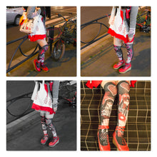 Knee High Socks BK・ニーハイ