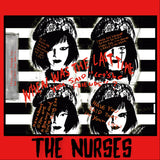 Mini Hand Towel The Nurses・ミニハンドタオル
