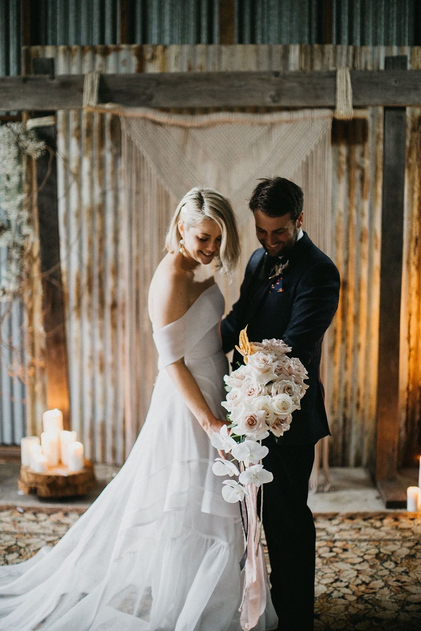 Rustic love in Jervis Bay