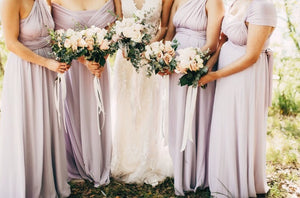 Bridesmaid Bouquet - Roses