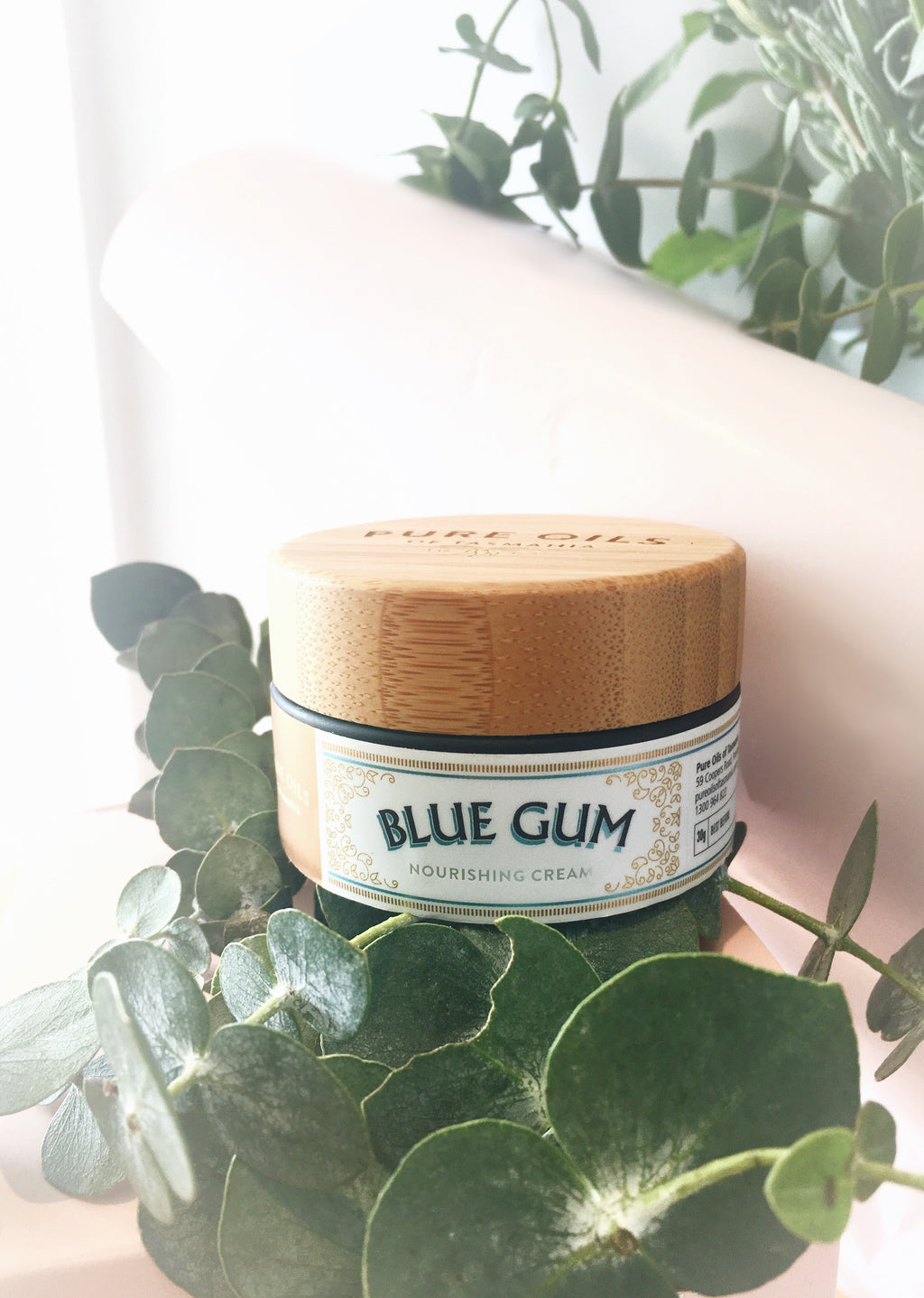 Blue Gum Nourishing Cream