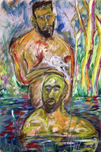 Baptism of Christ - Limited edition print