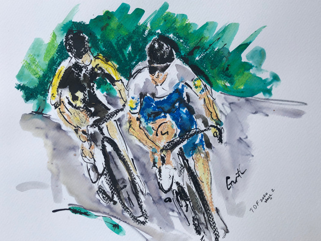 Tour de France stage 2020 Stage two