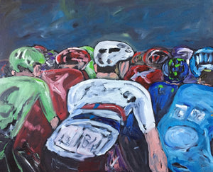In the heart of the peloton - Inspired by the Tour Down Under