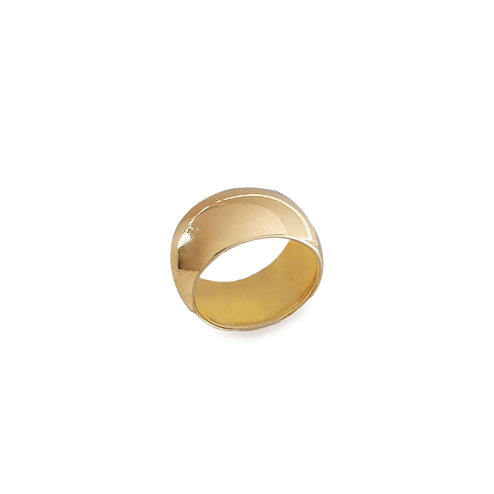 Rio Flat Dome ring