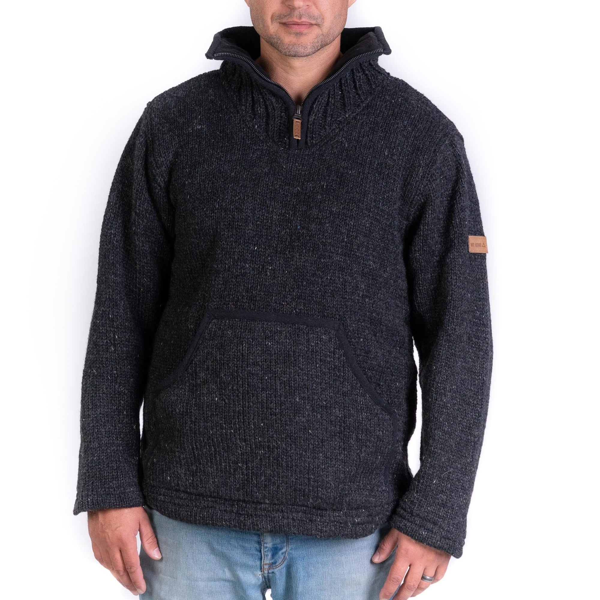 Station Half Zip Men