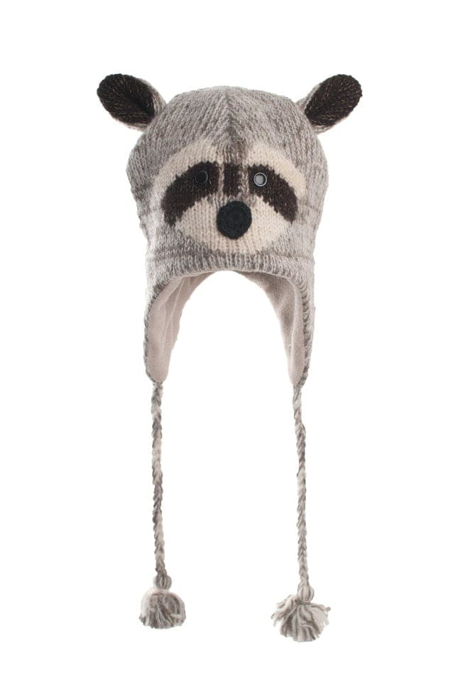 Richie The Racoon Mount Kiwi Clothing