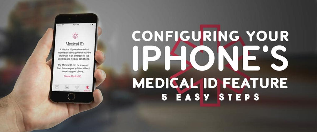 Configuring your iPhone's Medical ID Feature: 5 Easy Steps