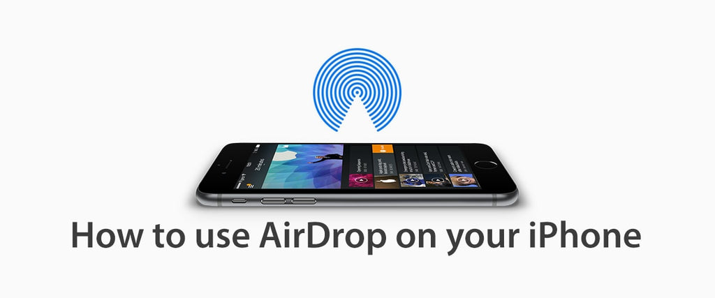 How to use airdrop on your iphone yabphones australia ccuart Images