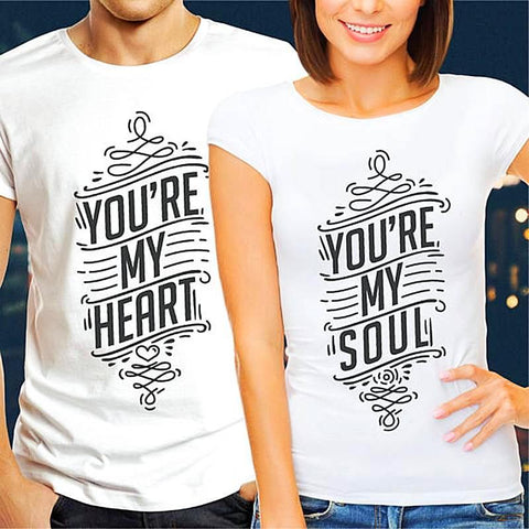 You're My Heart & Soul TShirts