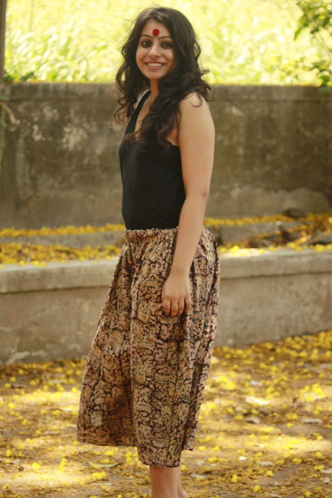 Bottom - Culottes - Prathaa