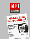 MIDDLE EAST INTERNATIONAL