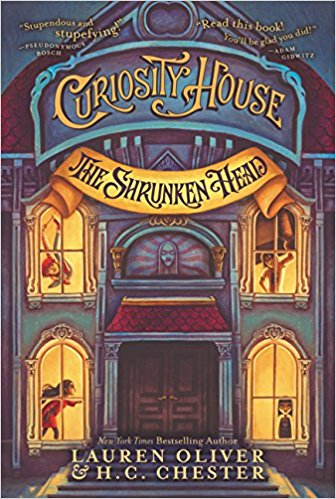Curiosity House: The Shrunken Head