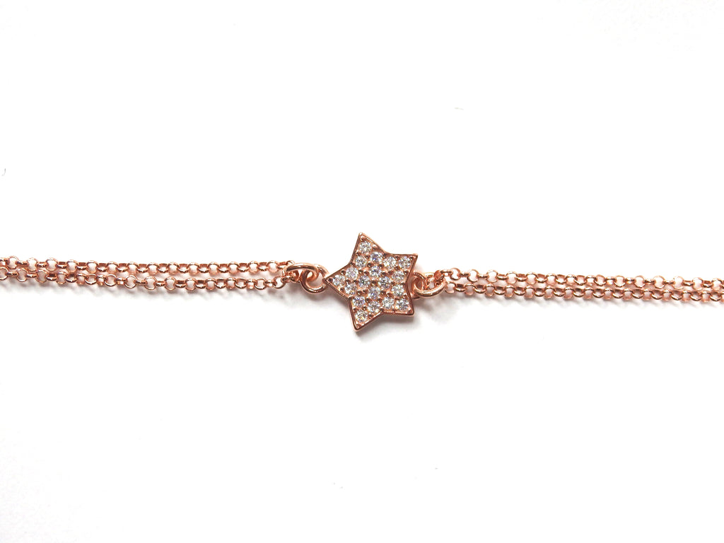Bracelet Starlight rose