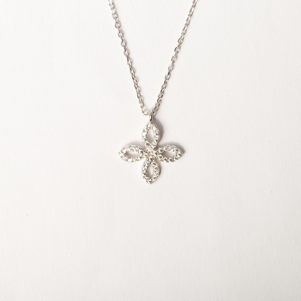 Collier Tiny Fleurette