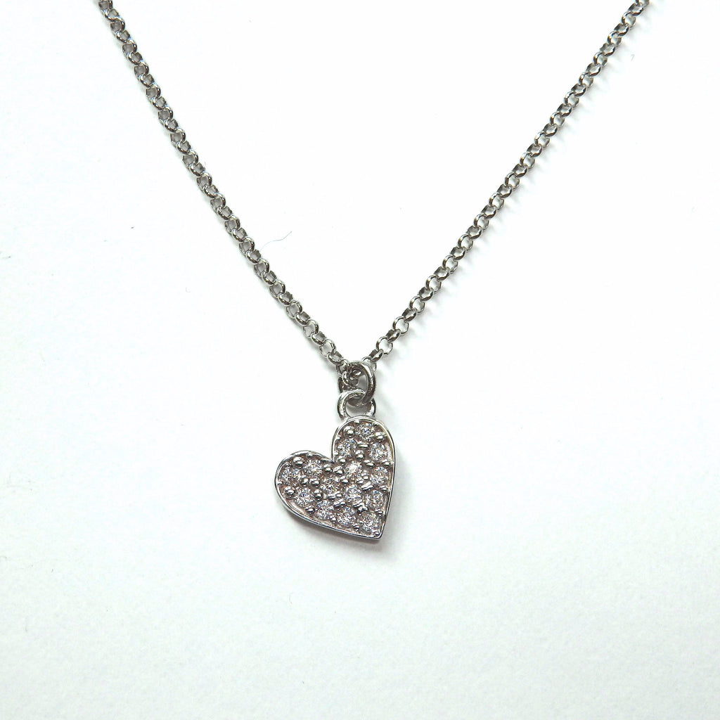 Collier Sweet Love argent