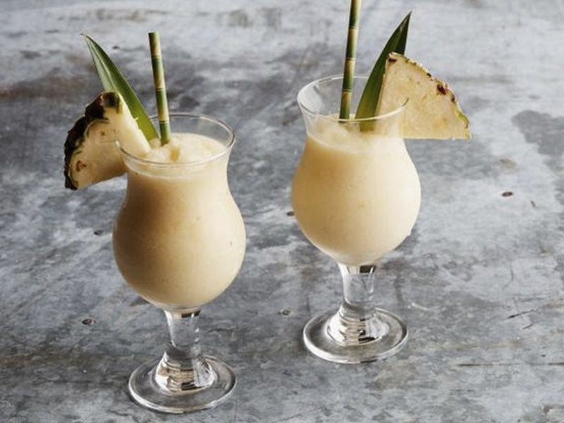 Cocktail of the Day: Skinny Colada