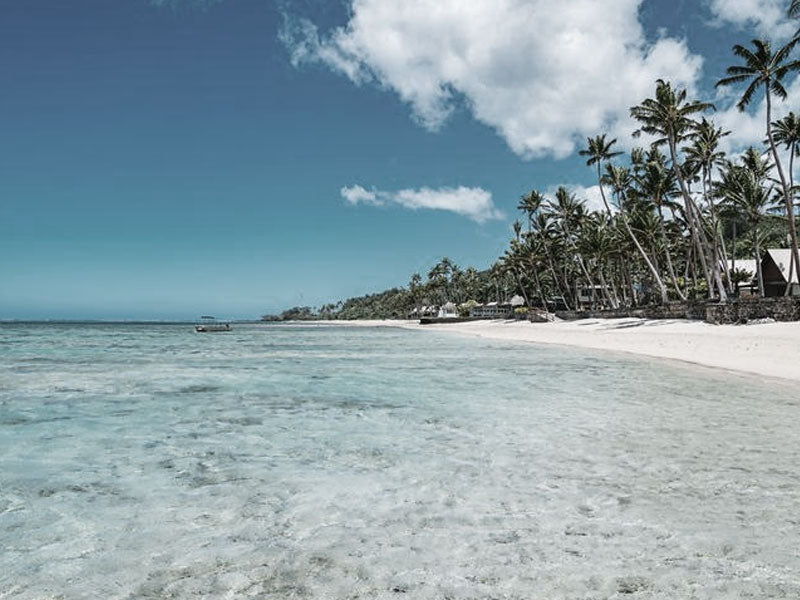 Escape to the Fijian archipelago; Viti Levu