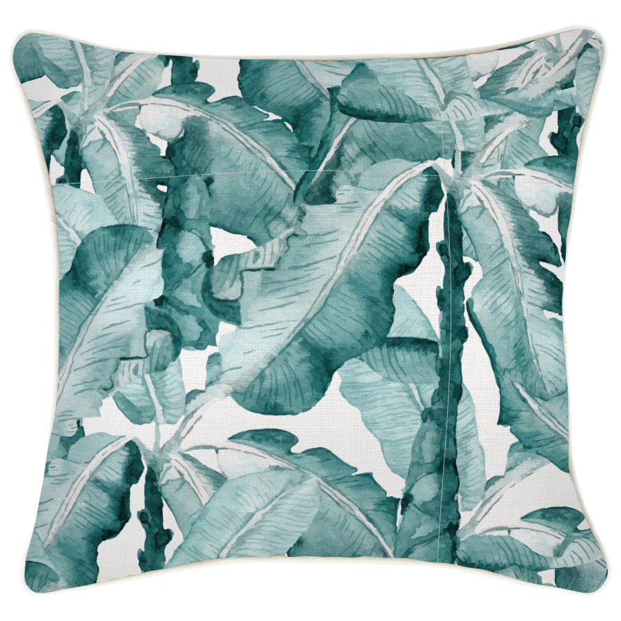 Cushion Cover-With Piping-Bora Bora-45cm x 45cm