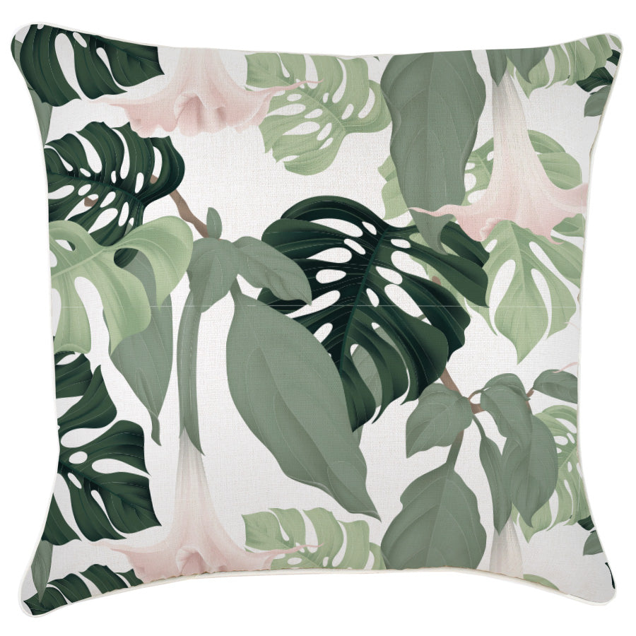 Indoor Outdoor Cushion Cover-With Piping-Hanoi-60cm x 60cm