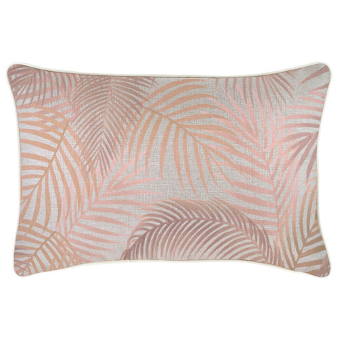 Cushion Cover-With Piping-Palm Trees Sunset-60cm x 60cm