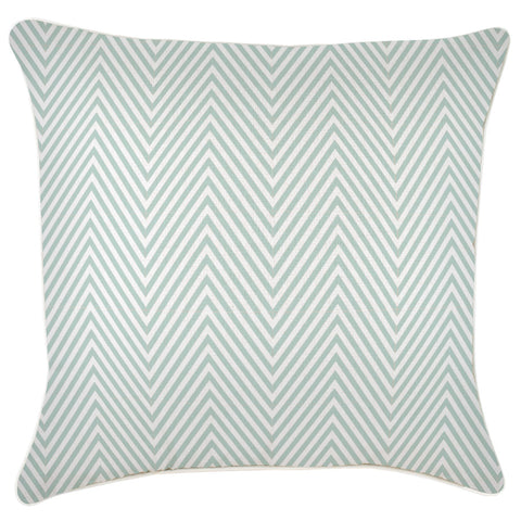 Cushion Cover-Coastal Fringe-Horizon-60cm x 60cm