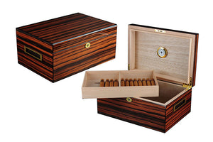 Humidors and smoking accessories