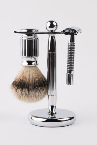 The Connery Shaving Set