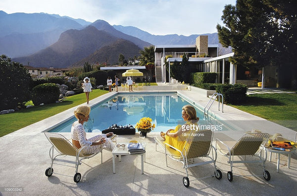 Poolside Glamour - Slim Aarons - Another Dandy