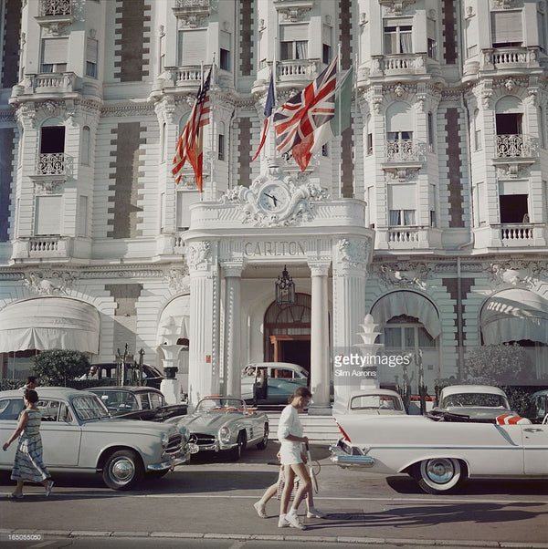 Carlton Hotel - Slim Aarons - Another Dandy