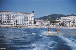 Cannes Watersports - Slim Aarons - Another Dandy
