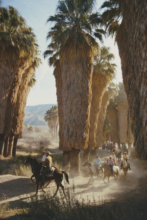 Palm Springs Riders - Slim Aarons