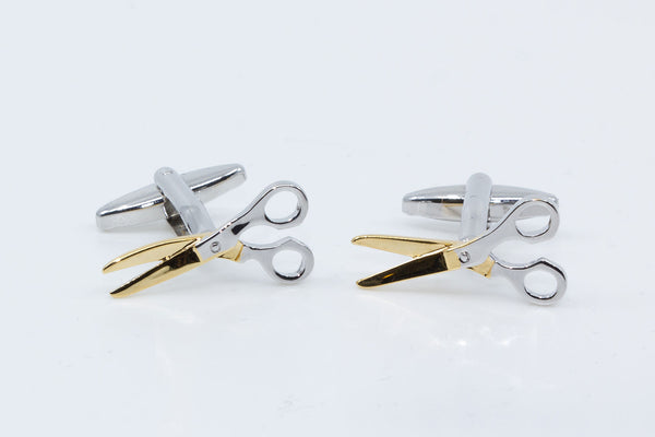 Cufflinks - Scissors - Another Dandy