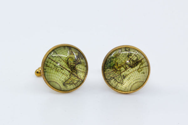 Cufflinks - The Explorer