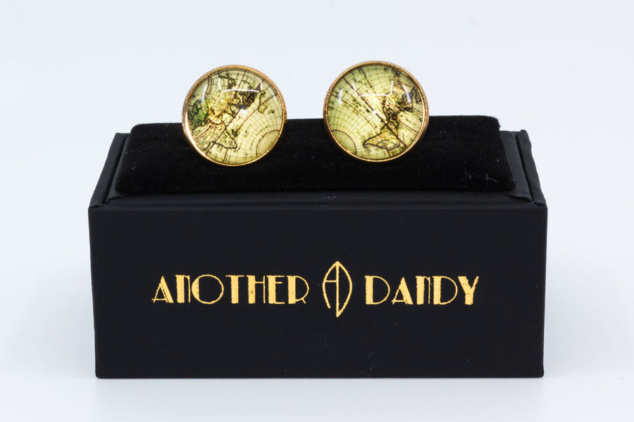 Cufflinks - The Explorer - Another Dandy