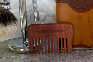 Hair and Beard Comb - Another Dandy
